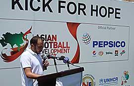 足球: 亚洲足球发展计画
